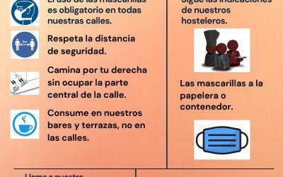 ¿Cómo visitar la comarca Gúdar-Javalambre? Medidas de protección